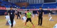 2017江苏省健身教练职业技能大赛在常州举办 - 体育局