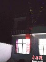 引起议论的条幅已经撤掉。 铜山区宣传部供图 - 江苏新闻网