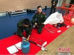 """近150件消防救援""""小发明""""在沪展出 填补领域空白 - 消防总队"""