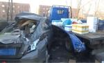 常州一路面结冰致7车相撞 1人死亡 - 新浪江苏