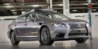 堪称美貌与智慧的完美融合,丰田新一代自动驾驶试验车亮相CES - Jsr.Org.Cn