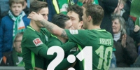 德甲第28轮:不莱梅2-1法兰克福_和记娱乐风云体育 - Jsr.Org.Cn