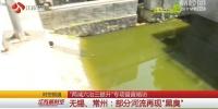 """""""263""""专项督查暗访丨无锡、常州:部分河流再现""""黑臭"""" - 新华报业网"""