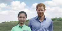 跨越阶级与国籍,阿卡索学员与英国哈里王子零距离对话 - Jsr.Org.Cn
