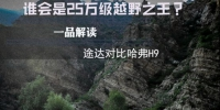途达对比哈弗H9:谁是25万级越野之王? - Jsr.Org.Cn