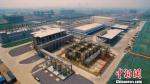 新工厂的投产将使沙索集团在中国的烷氧基化生产能力提高一倍以上。 申冉 摄 - 江苏新闻网
