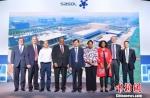 沙索集团(Sasol Limited)在南京江北新区新建成的烷氧基化工厂正式开工运营。 企业方供图 - 江苏新闻网