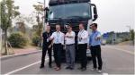 欧曼超级重卡顺利完成开放道路自动驾驶实测 - Jsr.Org.Cn