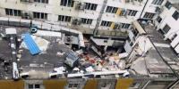 南京秦淮建筑墙体坍塌事故致1人遇难、4人受伤 - 新浪江苏