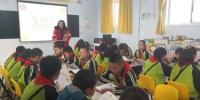 资料图:学生们正在上课。(图文无关)刘玉桃 摄 - 江苏新闻网