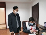 疫情防控 江苏红十字人在行动(七) - 红十字会