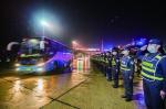 江苏援鄂医疗队抵达黄石后的24小时 - 新浪江苏