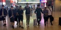 涉案1494万的特大网络诈骗案嫌疑人人被警方抓获。警方供图 - 江苏新闻网