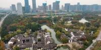 资料图:无锡巡塘古镇。 泱波 摄 - 江苏新闻网
